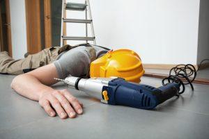 Berufsunfähigkeitsversicherung, Berufsunfähigkeitsrente, Arbeitsunfall